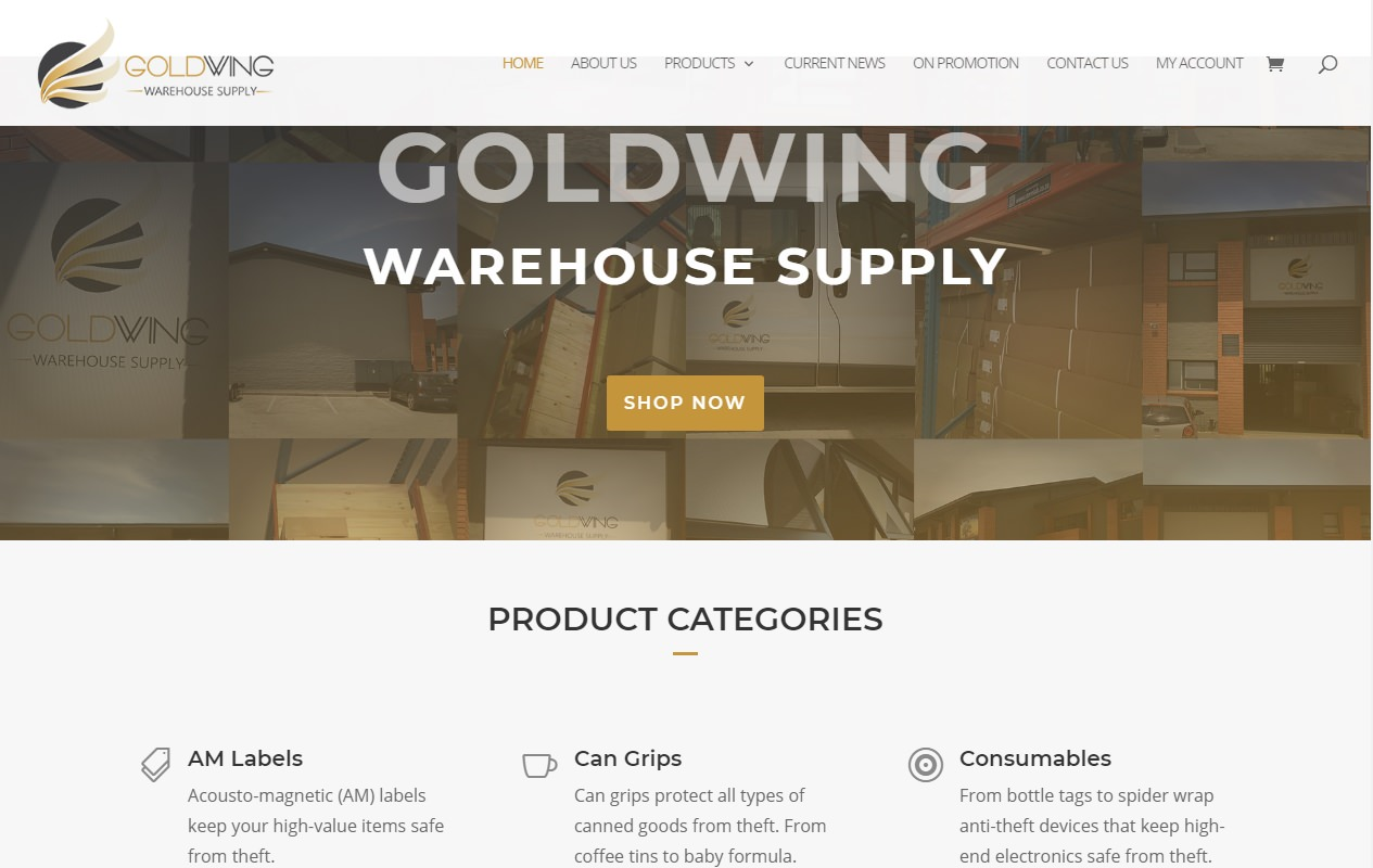 Goldwing Warehouse Supply