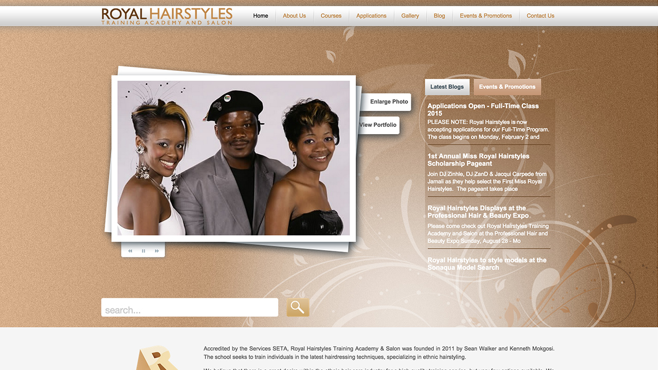 Royal Hairstyles Training Academy And Salon