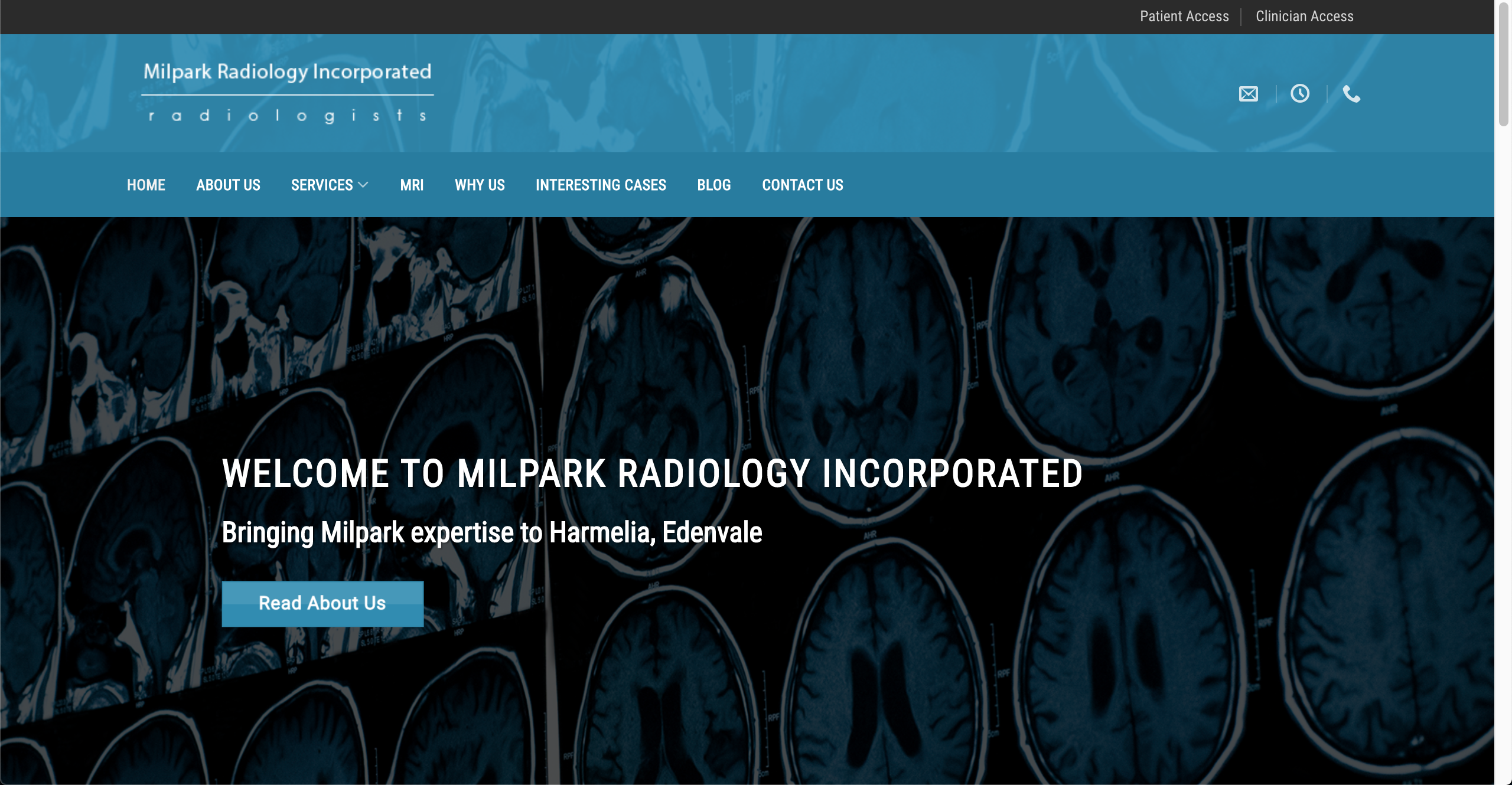 Milpark Radiology Incorporated